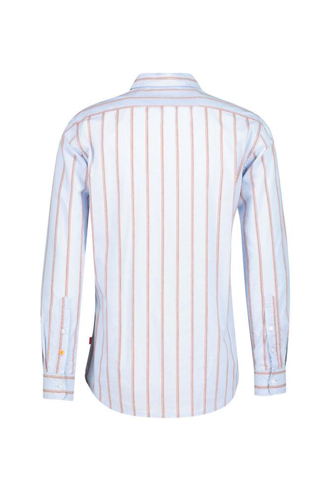 CKS MEN - NAWAL - Hemd lange mouwen - blauw