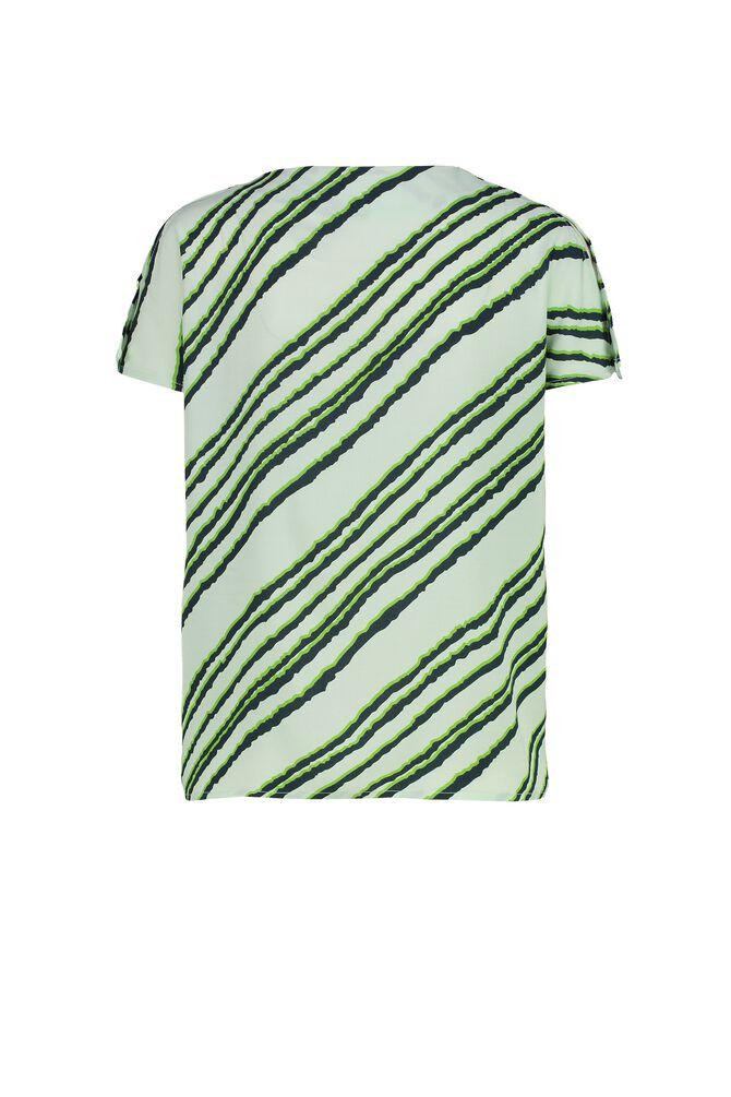 CKS WOMEN - PIXIE - Blouse korte mouwen - groen