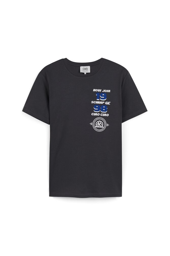 CKS MEN - HOWJOM - T-Shirts manches courtes - ANTRA