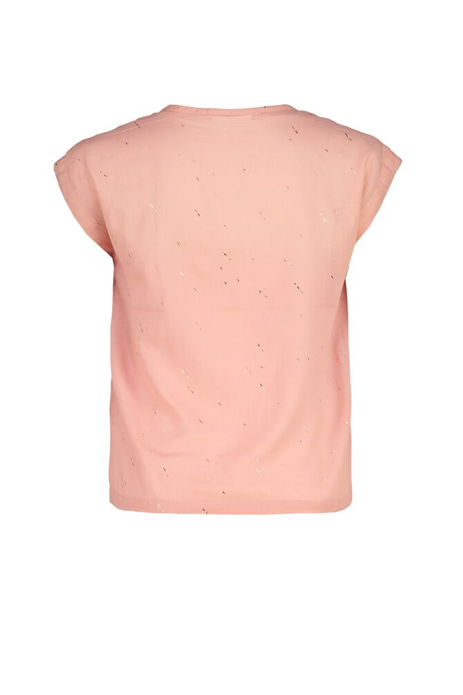 CKS WOMEN - FIDAN - Blouse short sleeves - pink