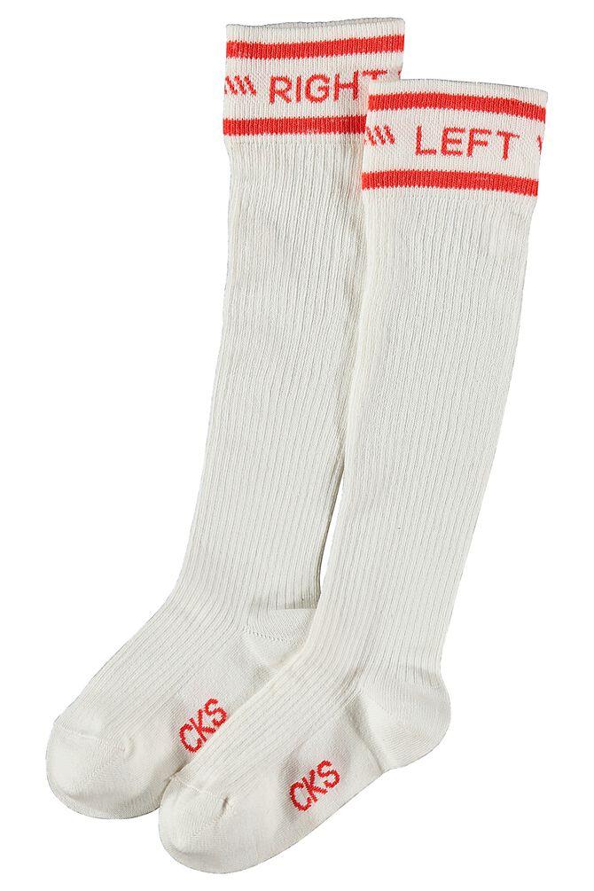 CKS KIDS - ZABOLI - Socks - white