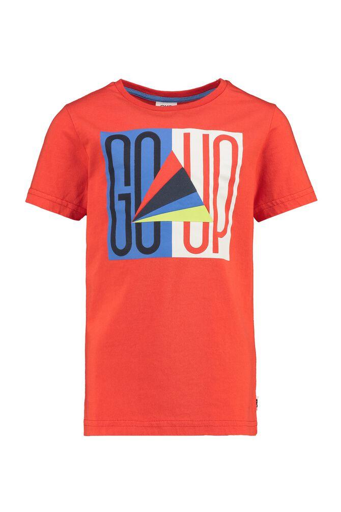 CKS KIDS - YEHAN - T-shirt korte mouwen - rood
