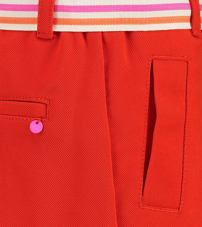 CKS KIDS - CAMILLE - Trousers 7/8 - red
