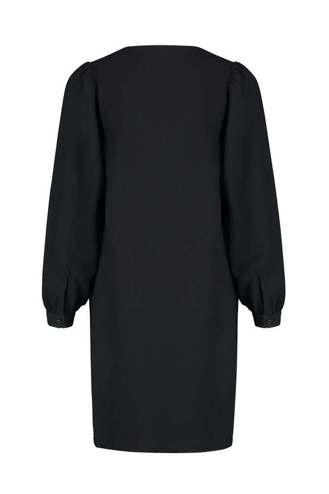CKS WOMEN - RIOTY - Dress short - black