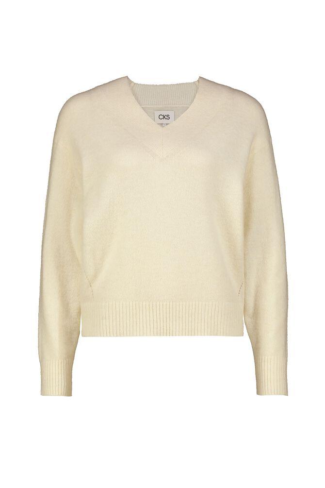 CKS WOMEN - KEPA - Pullover - wit