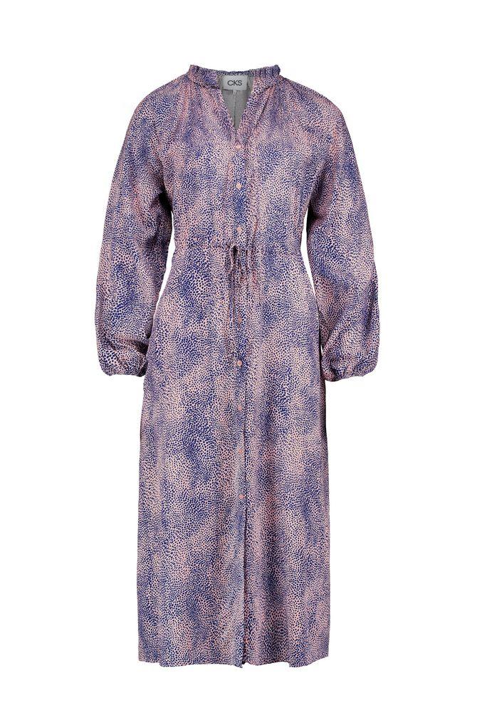 CKS WOMEN - JANKA - Robe longue - multicolor