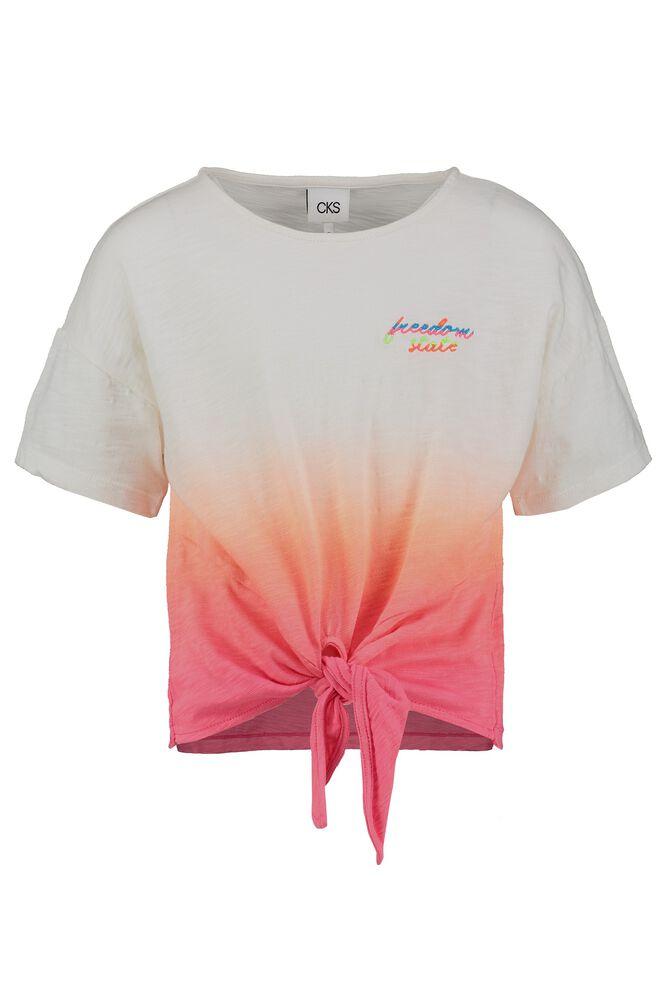 CKS KIDS - ISATOU - T-shirt korte mouwen - multicolor