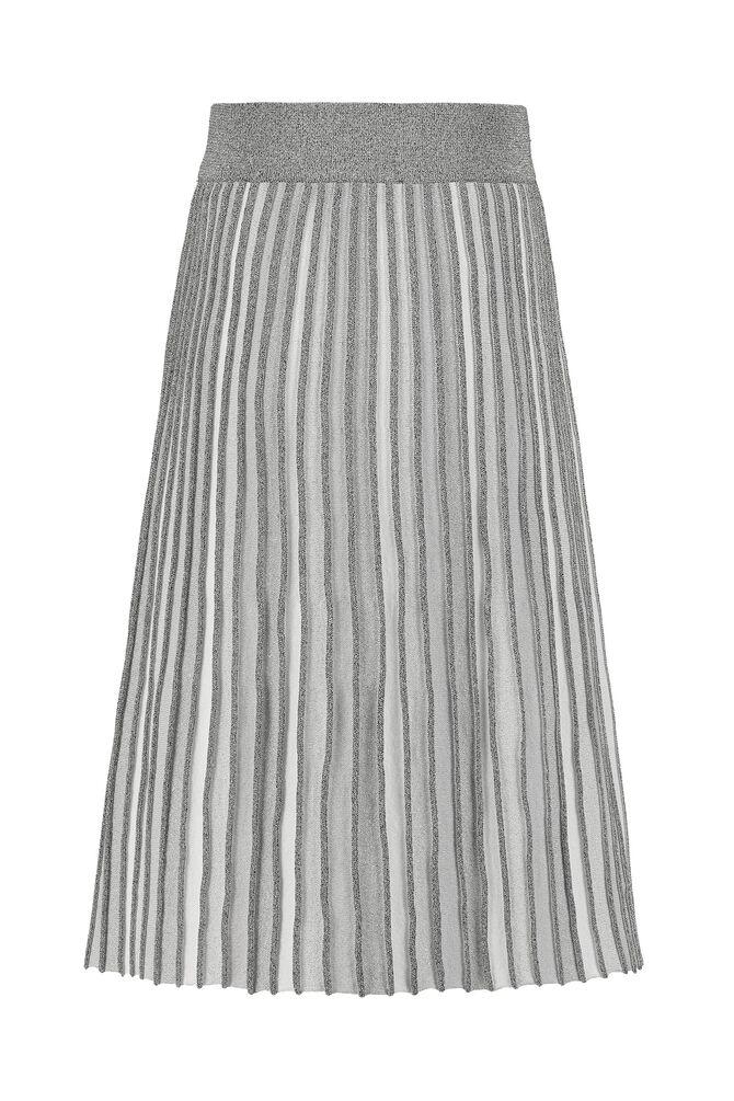 CKS KIDS - TAIT - Lange rok - zilver