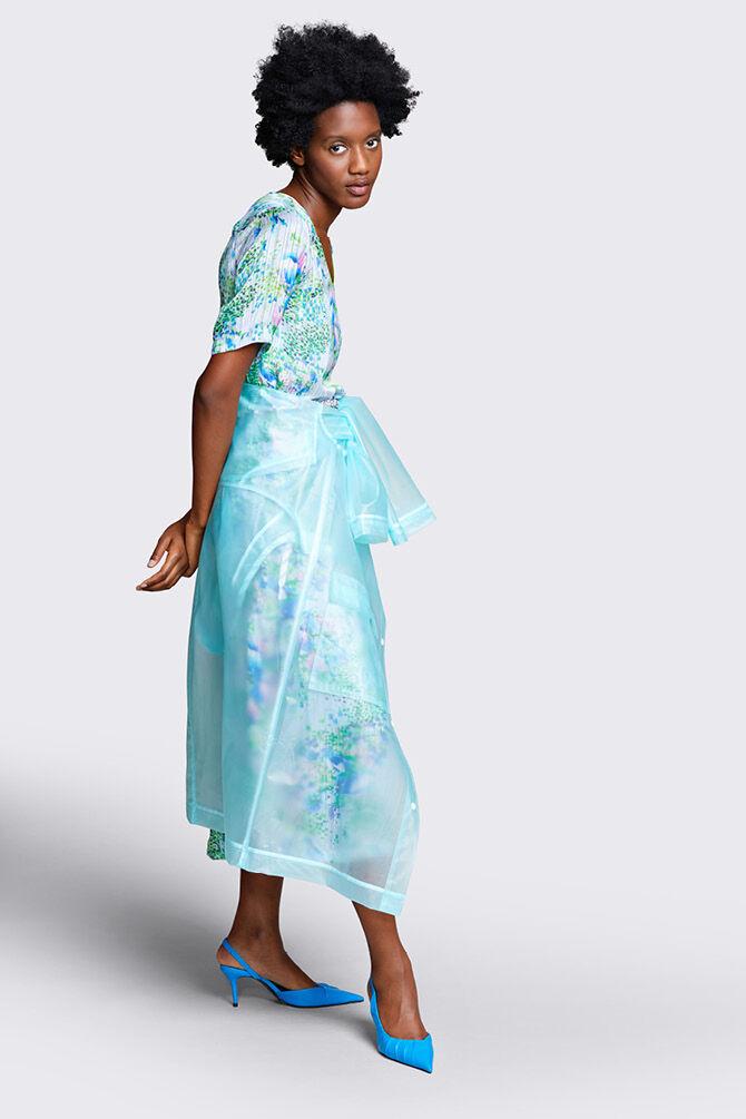 CKS WOMEN - PUXA - Lange jurk - multicolor