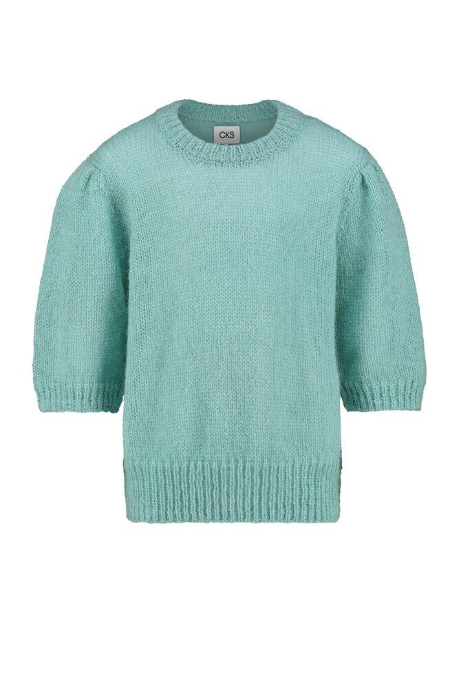 CKS WOMEN - KADEN - Pullover - bleu