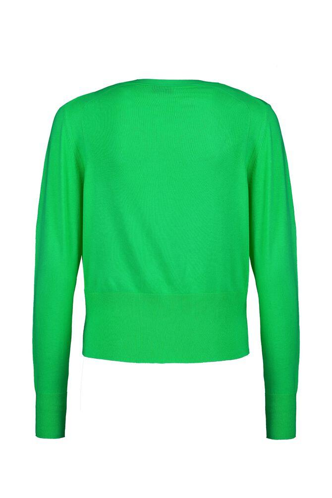 CKS WOMEN - TINNY - Cardigan - groen