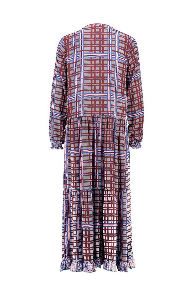 CKS WOMEN - LINA - Lange jurk - multicolor