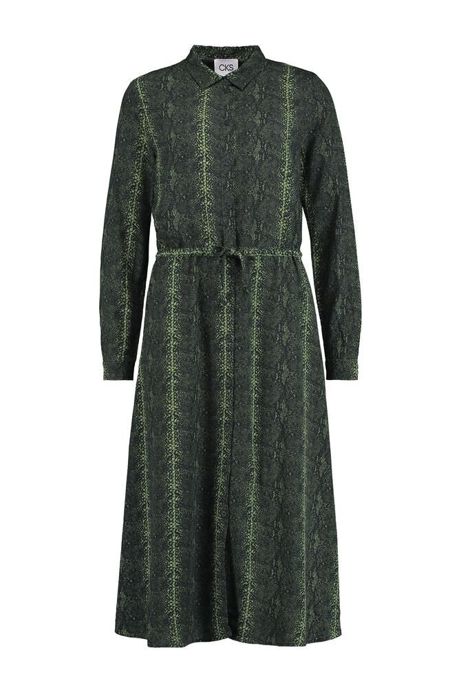 CKS WOMEN - MAXIMAL - Robe longue - vert