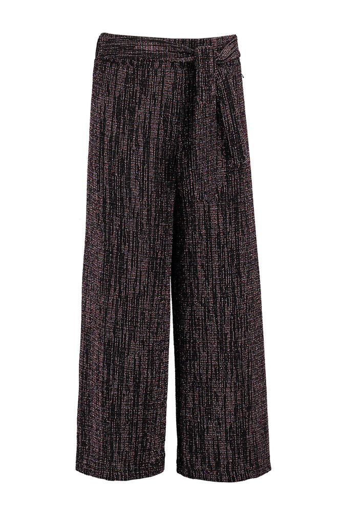 CKS KIDS - AILEEN - Trousers 7/8 - black