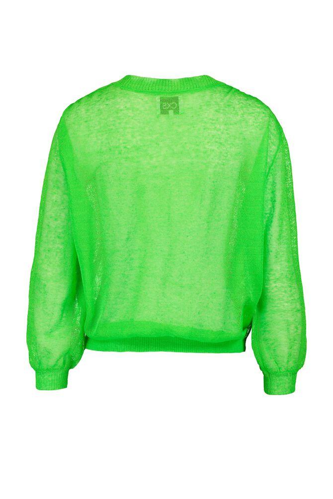 CKS WOMEN - TAVIA - Cardigan - groen