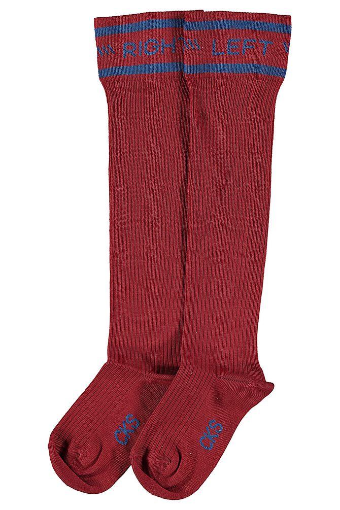 CKS KIDS - ZABOLI - Socken - Bordeaux