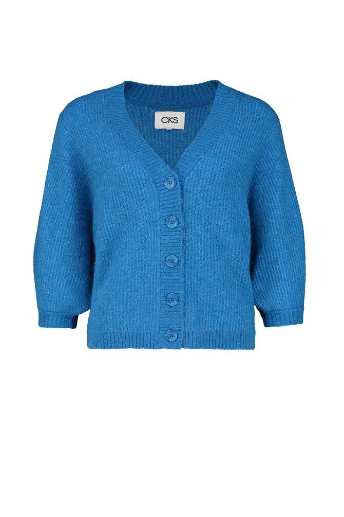 CKS WOMEN - TUNIS - Cardigan - blauw