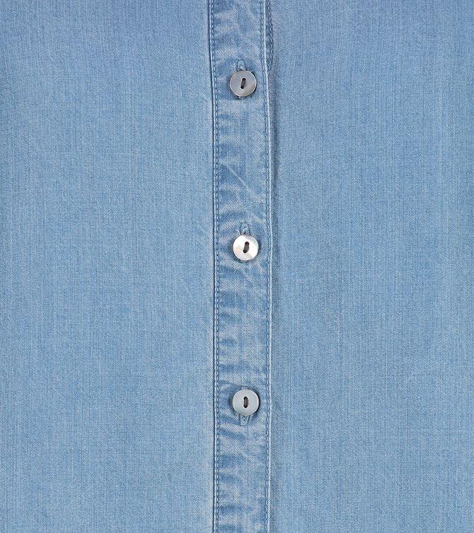 CKS WOMEN - ROSALINA - Bluse lange Ärmel - Blau