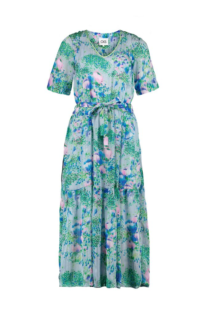 CKS WOMEN - PUXA - Dress long - multicolor