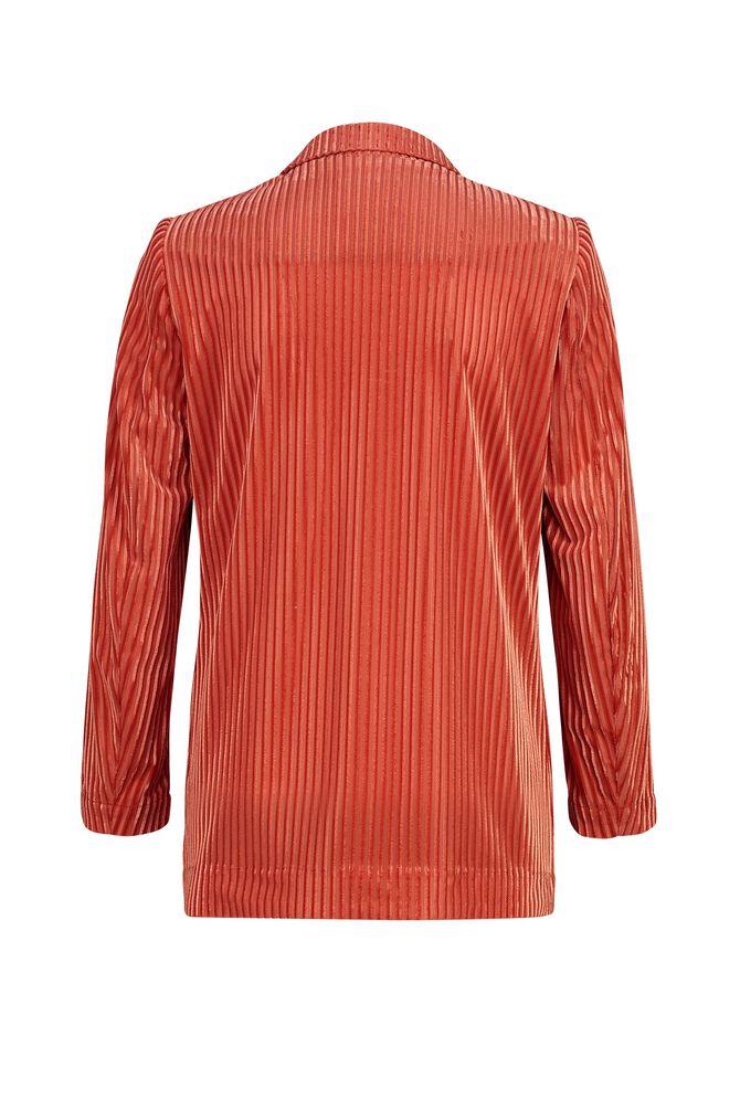 CKS WOMEN - ERMELINDO - Lange blazer - rood