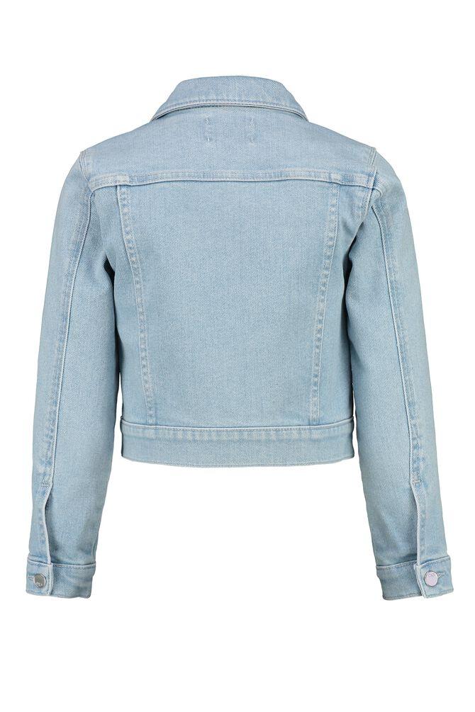 CKS KIDS - DAISY - Korte jacket - blauw
