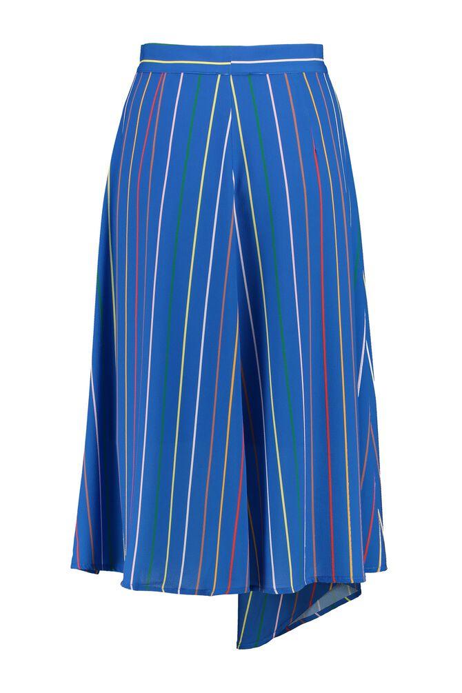 CKS WOMEN - NECHEL - Lange rok - blauw