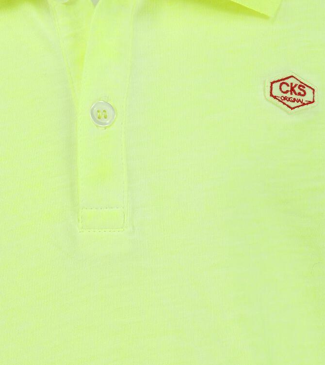 CKS KIDS - YENLY - Polo shirt - green