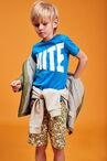 CKS KIDS - YEMIEL - T-Shirt kurze Ärmel - Blau
