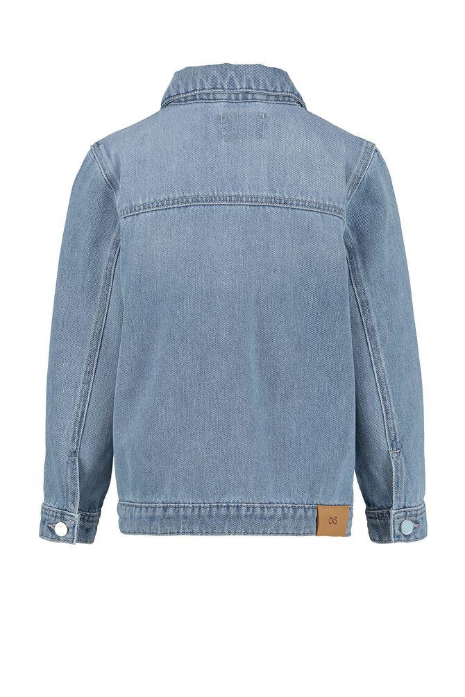 CKS KIDS - IMMY - Korte jacket - blauw