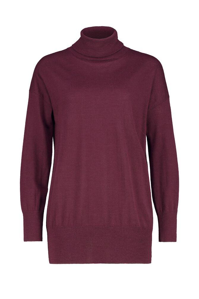 CKS WOMEN - KIT - Pullover - violet