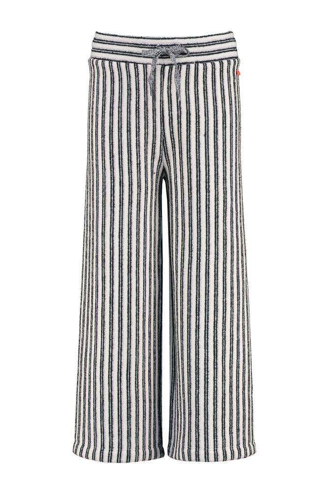 CKS KIDS - JAVA - 7/8 pantalon - zwart wit