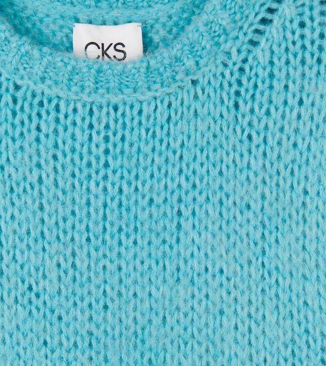CKS WOMEN - DONIA - Debardeurs - blauw