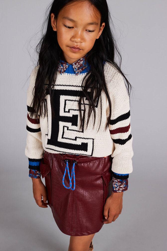 CKS KIDS - KAREN - Pullover - Weiß