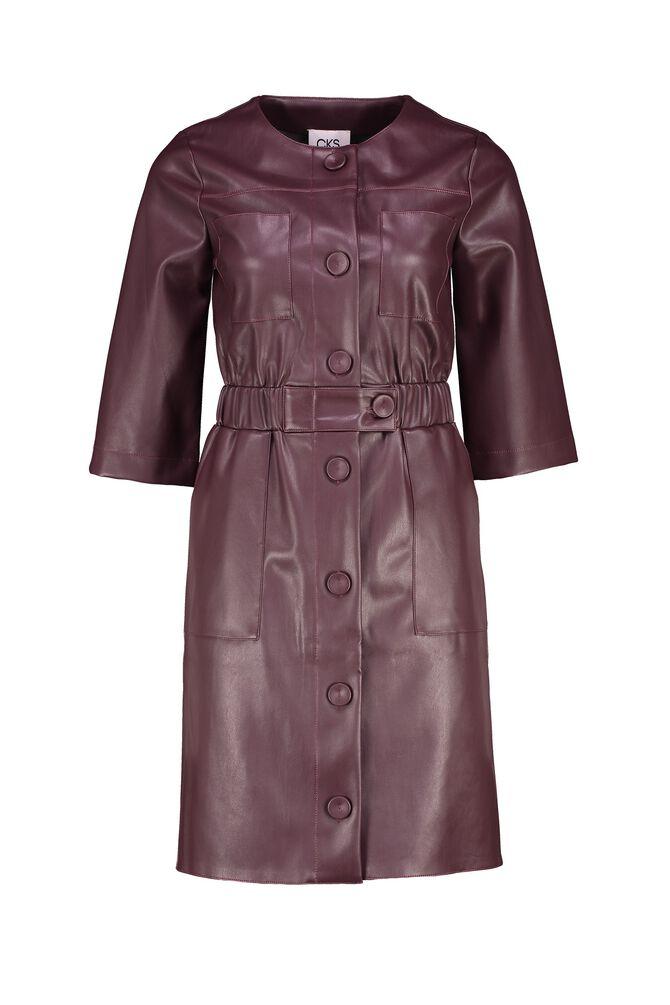 CKS WOMEN - RORAS - Korte jurk - paars