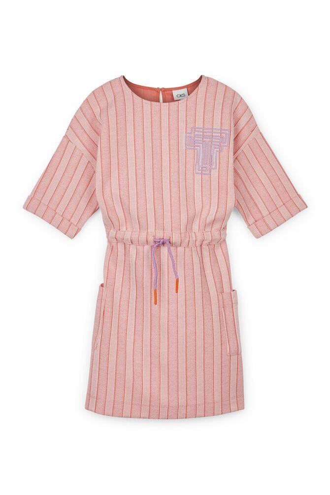 CKS KIDS - EKSTER - Korte jurk - oranje