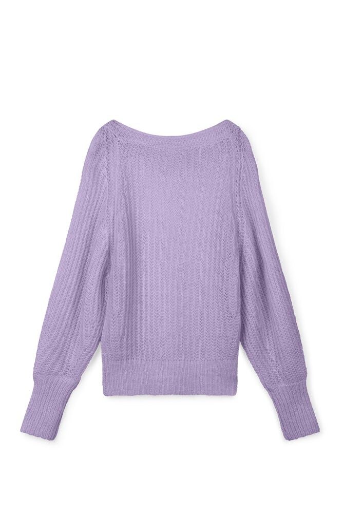 CKS WOMEN - KADOMA - Pullover - paars