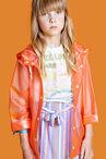 CKS KIDS - GONDOLA - Long raincoat - pink