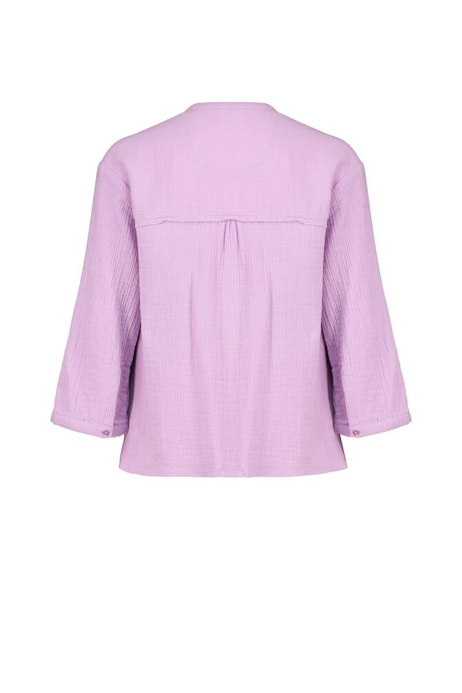 CKS WOMEN - LANE - Blouse long sleeves - purple