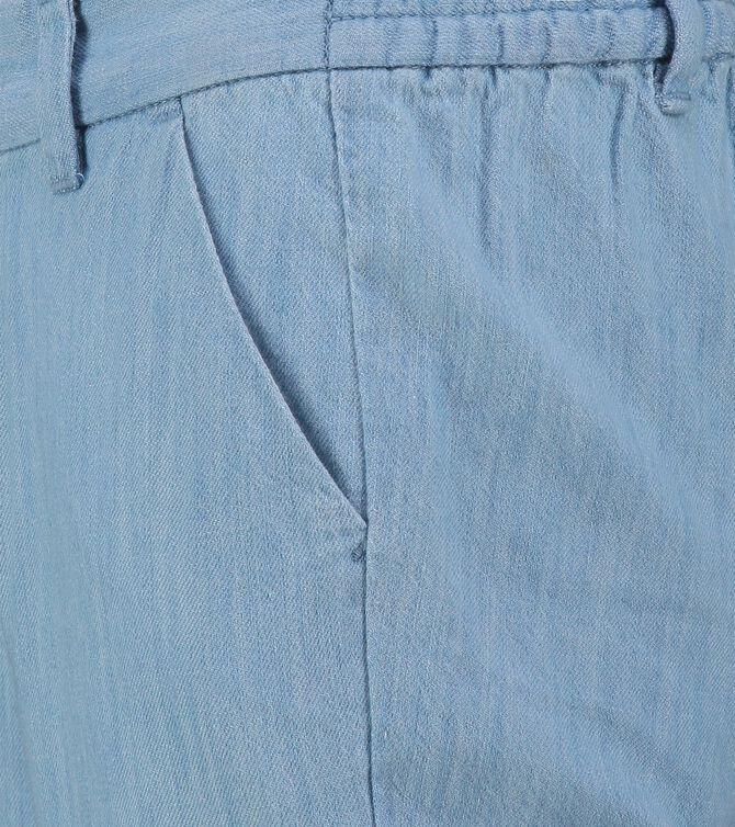 CKS KIDS - IZZY - 7/8 broek - blauw