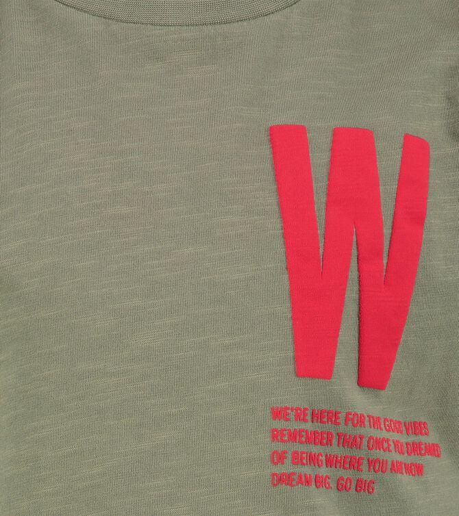 CKS KIDS - WARWICK - T-shirt korte mouwen - groen
