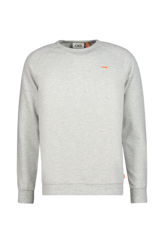 CKS MEN - NEWBIT - Sweater - grijs