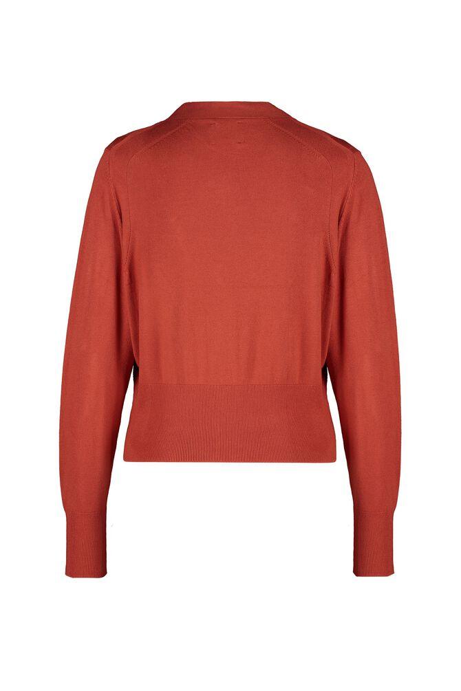 CKS WOMEN - TINNY - Cardigan - rood