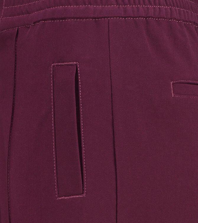 CKS WOMEN - TBILISIA - Lange broek - paars