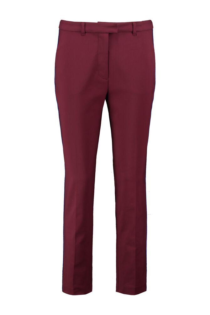 CKS WOMEN - MARSHAT - Trousers 7/8 - red