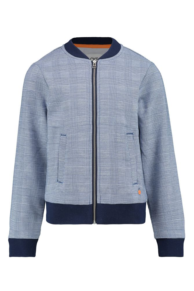 CKS KIDS - BRANDON - Korte jacket - blauw