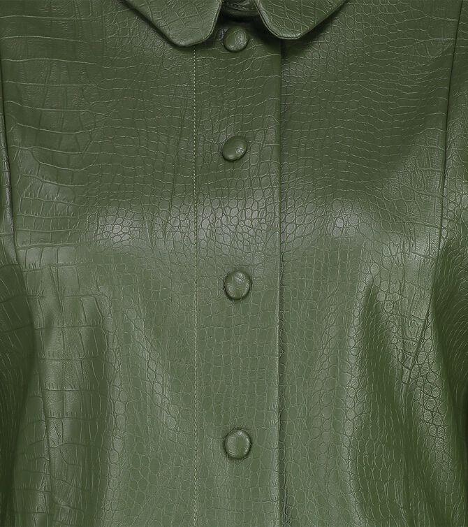 CKS WOMEN - ROBINETTA - Korte jurk - groen