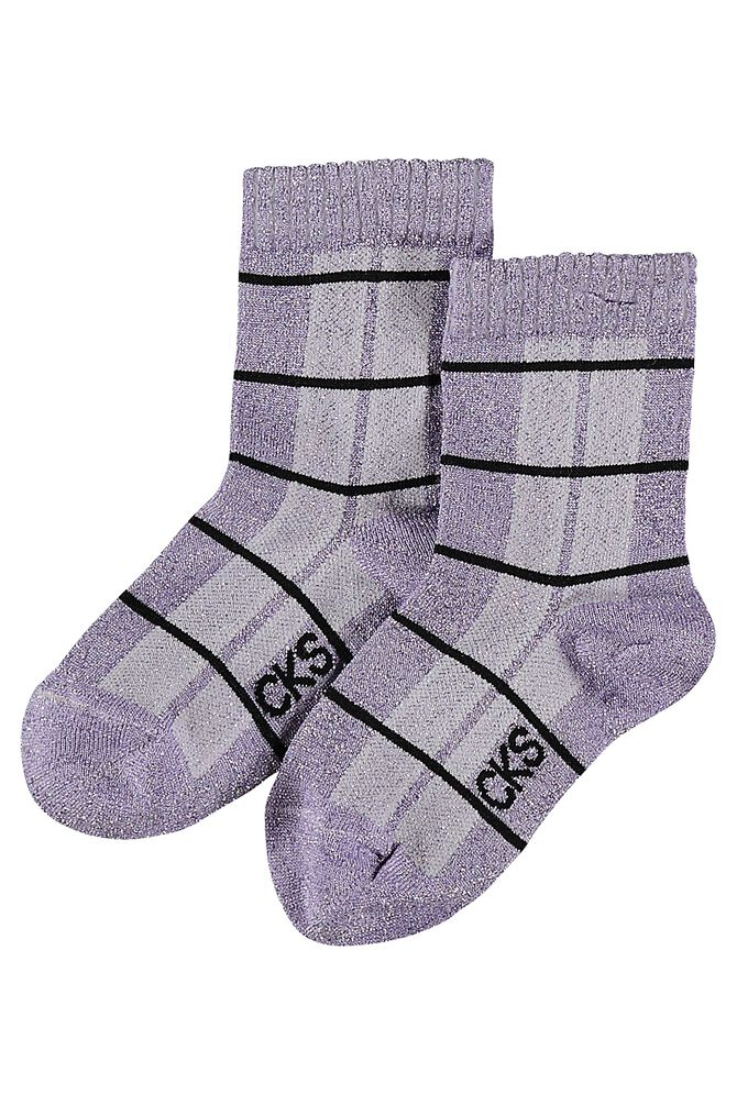 CKS KIDS - ZANJAN - Socks - Purper