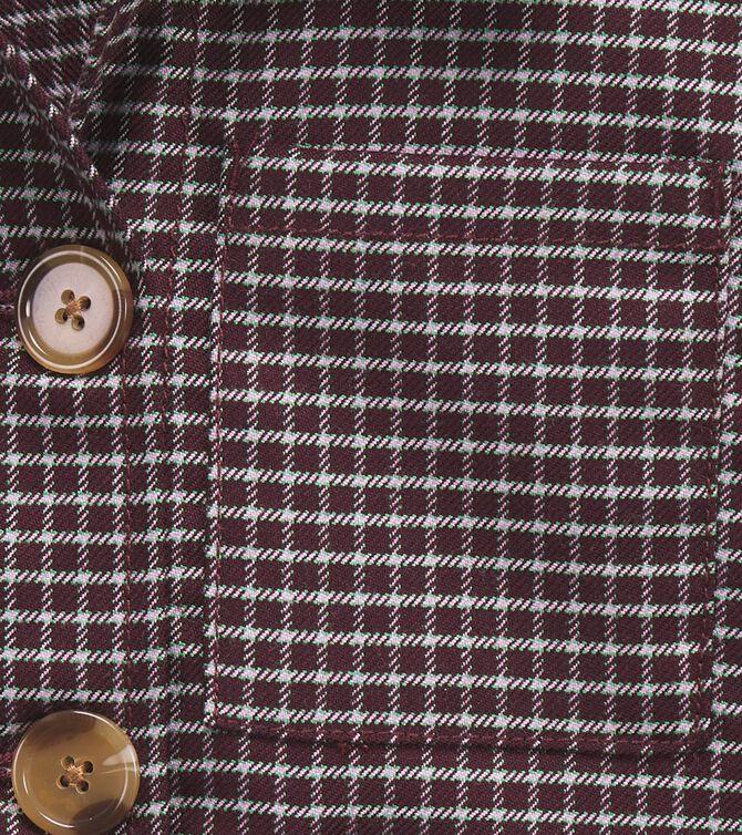 CKS KIDS - CASTA - Korte jacket - bordeaux