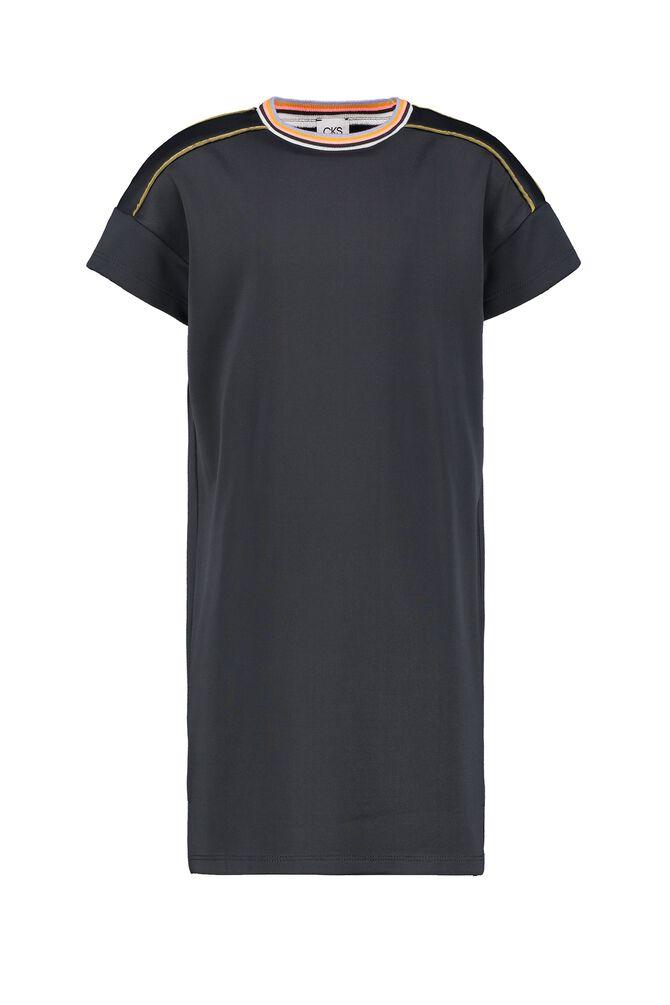 CKS KIDS - IRMA - Korte jurk - grijs