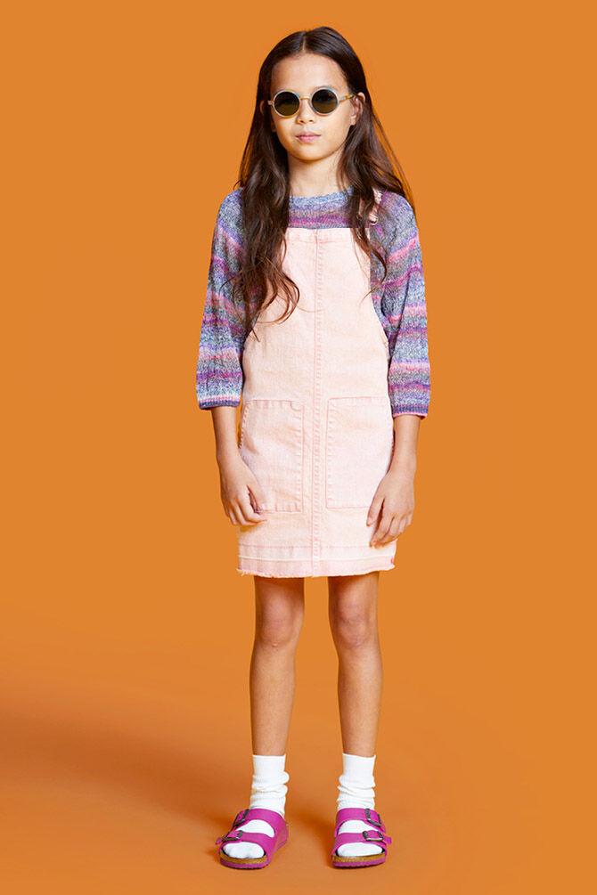 CKS KIDS - INOUK - Short dress - pink